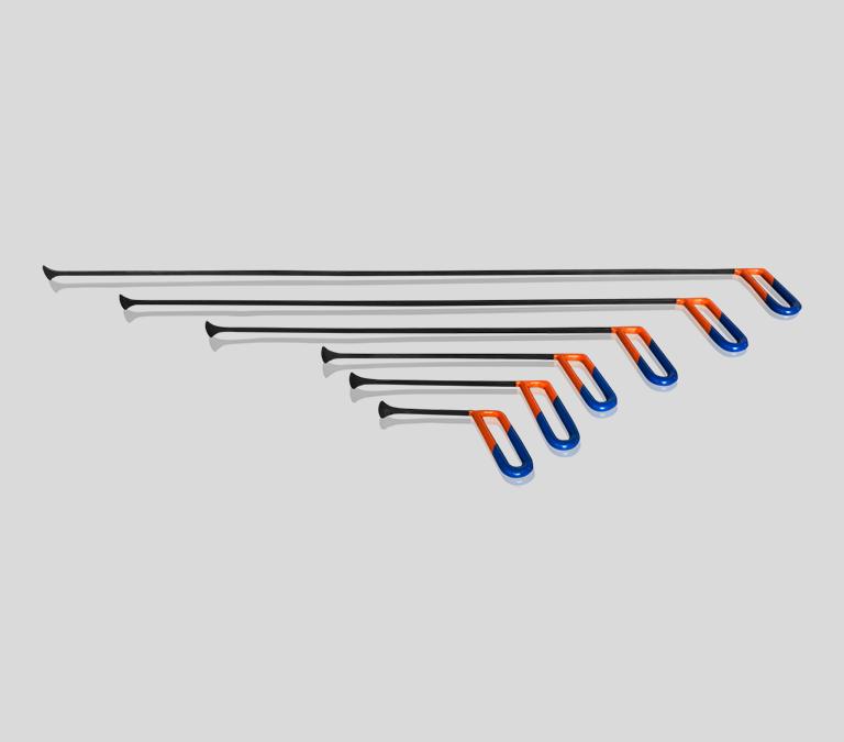 LakaTools SGW28 Standard Whale Tail Set